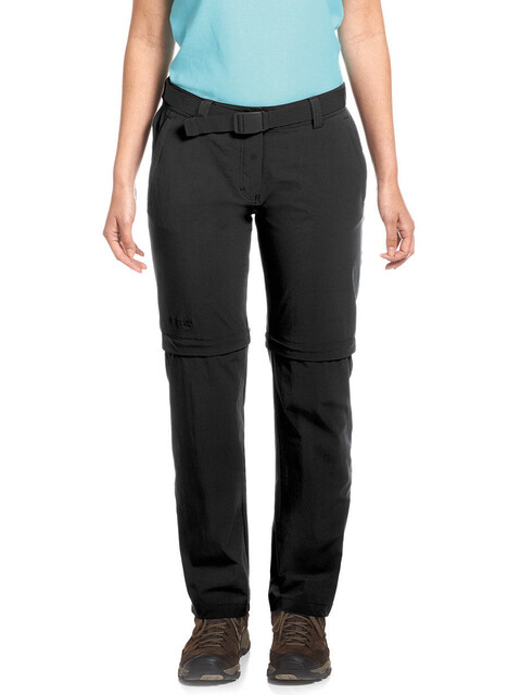 Maier Sports Nata 2 Zip Off Pant Women Black